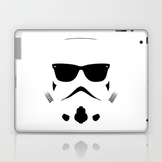 Shadetrooper Laptop & iPad Skin