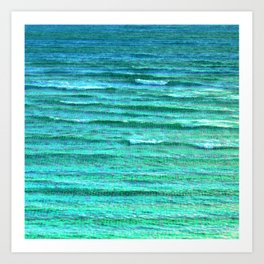 Sea of Indifference Art Print