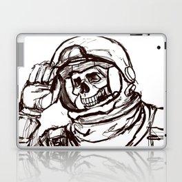 Skeleton Astronaut Laptop & iPad Skin