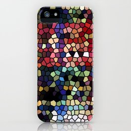 follow the red brick road iPhone Case