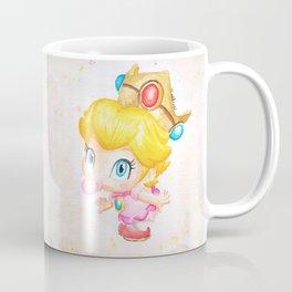 Baby princess Peach Coffee Mug