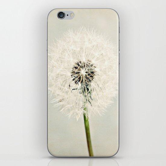 Dandelion Dreams  iPhone & iPod Skin