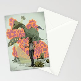 Can I Get a Paradigm Shift Already? Stationery Cards