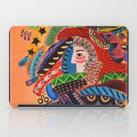 camo iPad Cases featuring Camo by Adrienne S. Price