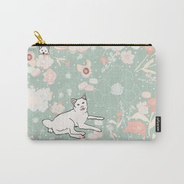 Vintage Momo Wonderland Carry-All Pouch