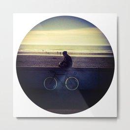 Ocean Beach Boy Metal Print