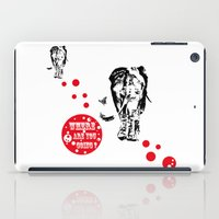 elephants iPad Cases featuring elephants by ASZIP JAPAN