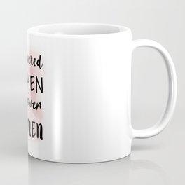 Empowered Women Coffee Mug