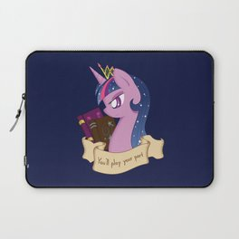 You'll Play Your Part Laptop Sleeve