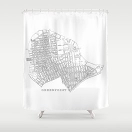 Greenpoint Shower Curtain