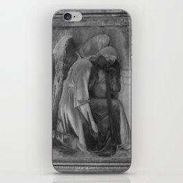 ancient angel iPhone Skin