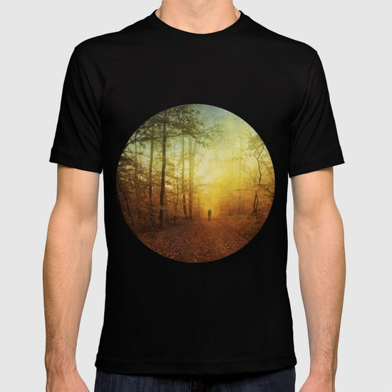 fall world T-shirt