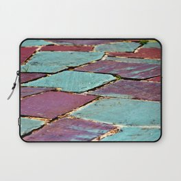 Colorful Stepping Stones Laptop Sleeve