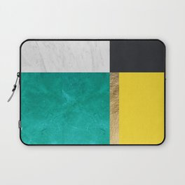Geometric art VI Laptop Sleeve