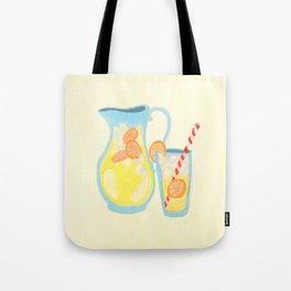 Southern Hygge: Lemonade Tote Bag
