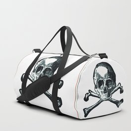 Skull and bones 2 Duffle Bag