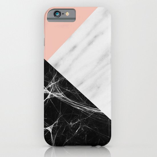Marble Collage iPhone & iPod Case