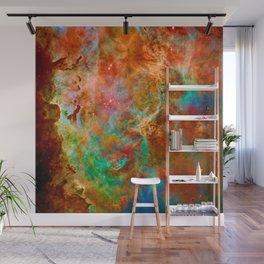 Mystic Mountains - Carina Nebula Astronomy Image Wall Mural
