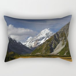 Mt Cook / Aoraki Rectangular Pillow