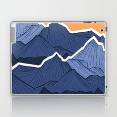 The mountains under the two suns Laptop & iPad Skin