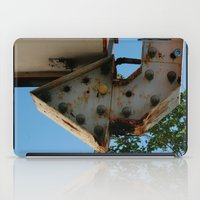arrow iPad Cases featuring Arrow by Ink and Paint Studio