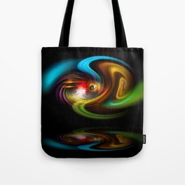 Abstract Perfection - Magical Light And Energy 2 Tote Bag