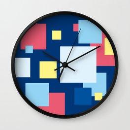 future QUADRO Wall Clock