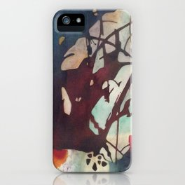 Jangle iPhone Case