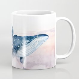Magic Whale Coffee Mug