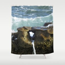 A Moment of Calm (All proceeds dontated to Children of Fallen Patriots Foundation) Shower Curtain