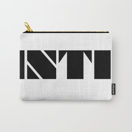 Type Type for INTP Carry-All Pouch