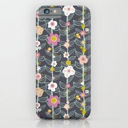 Fairy Garden Scale iPhone Case