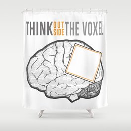 Think Outside the Voxel Shower Curtain