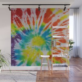 Tye Dye for Mom Wall Mural