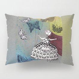 House of Butterflies Pillow Sham
