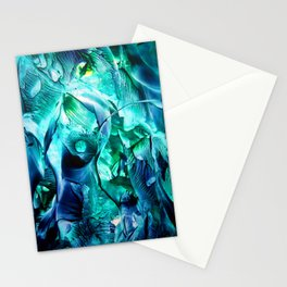 MysticEye Stationery Cards