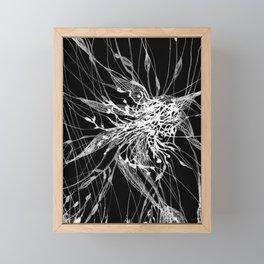 Expans Framed Mini Art Print