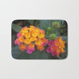 Flowers in Spain Bath Mat