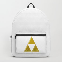 Triforce Links Eyes Backpack