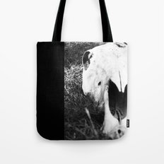 The Skull of a Cow Tote Bag