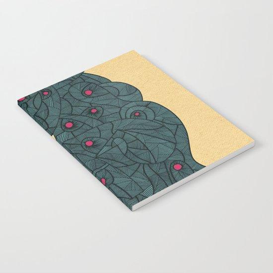 - blue blob pop - Notebook
