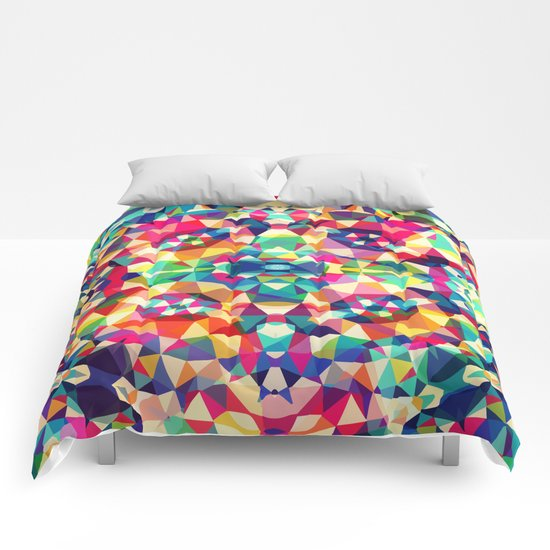 Colour Of Joy Comforters