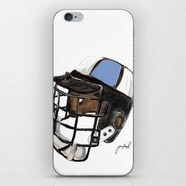 Homewood Helmet iPhone Skin