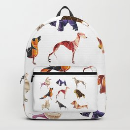 Dog breeds Backpack