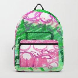 Pink Light Backpack