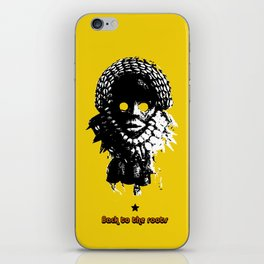 Back to the roots iPhone Skin