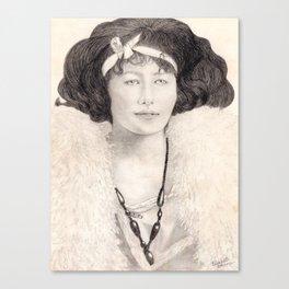 Ona Lee Canvas Print
