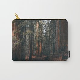 Walking Sequoia Carry-All Pouch