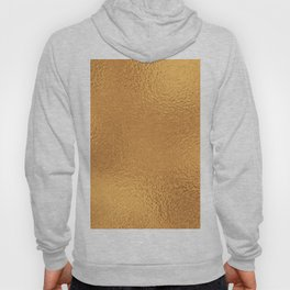 Simply Metallic in Bronze Hoody