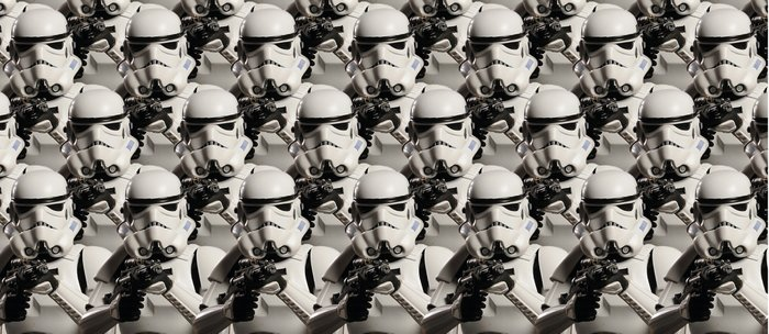 Stormtroopers, the galactic army Coffee Mug